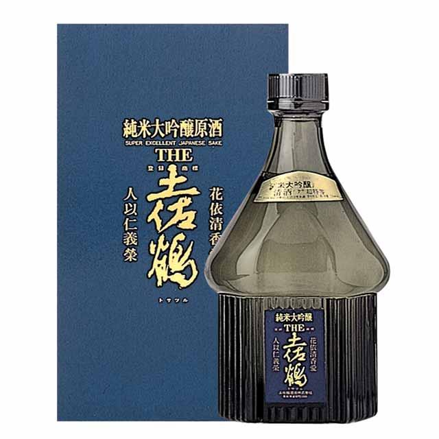 純米大吟醸原酒 ザ・土佐鶴