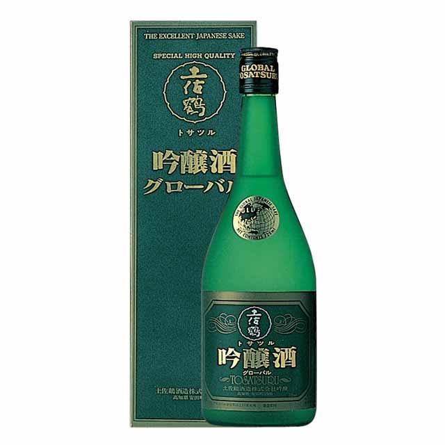 吟醸酒 グローバル