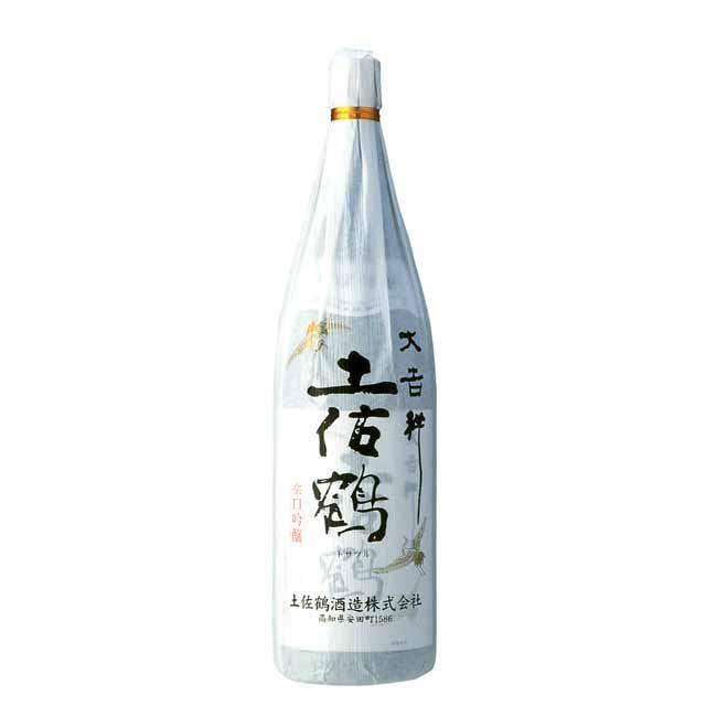 辛口吟醸 大吉祥土佐鶴 1.8L