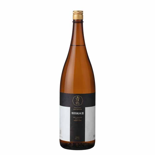 土佐鶴 特別純米酒 1.8L