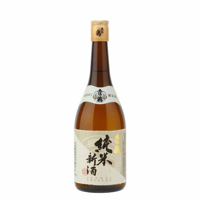 しぼりたて 純米新酒 720ml