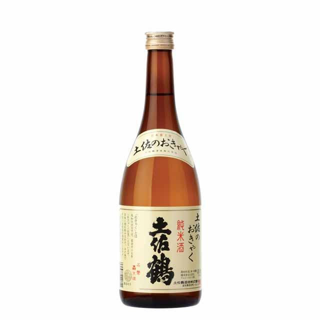 土佐のおきゃく 純米酒土佐鶴 720ml