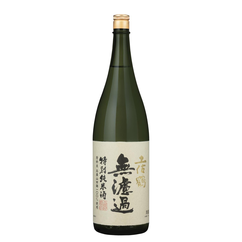 特別純米 無濾過原酒 土佐鶴 1.8L