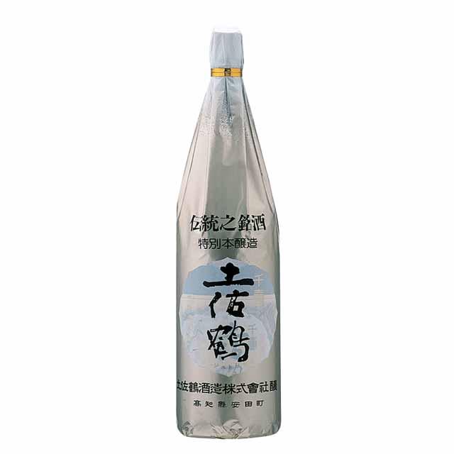 特別本醸造 千寿土佐鶴 1.8L