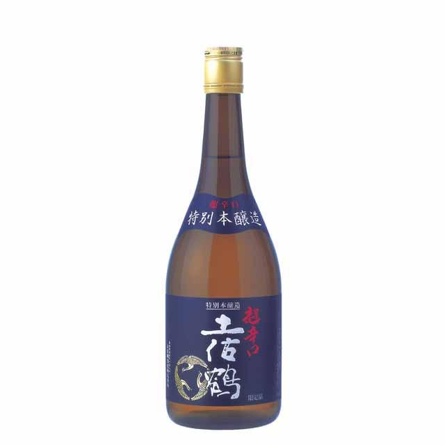 特別本醸造  超辛口 土佐鶴 720ml