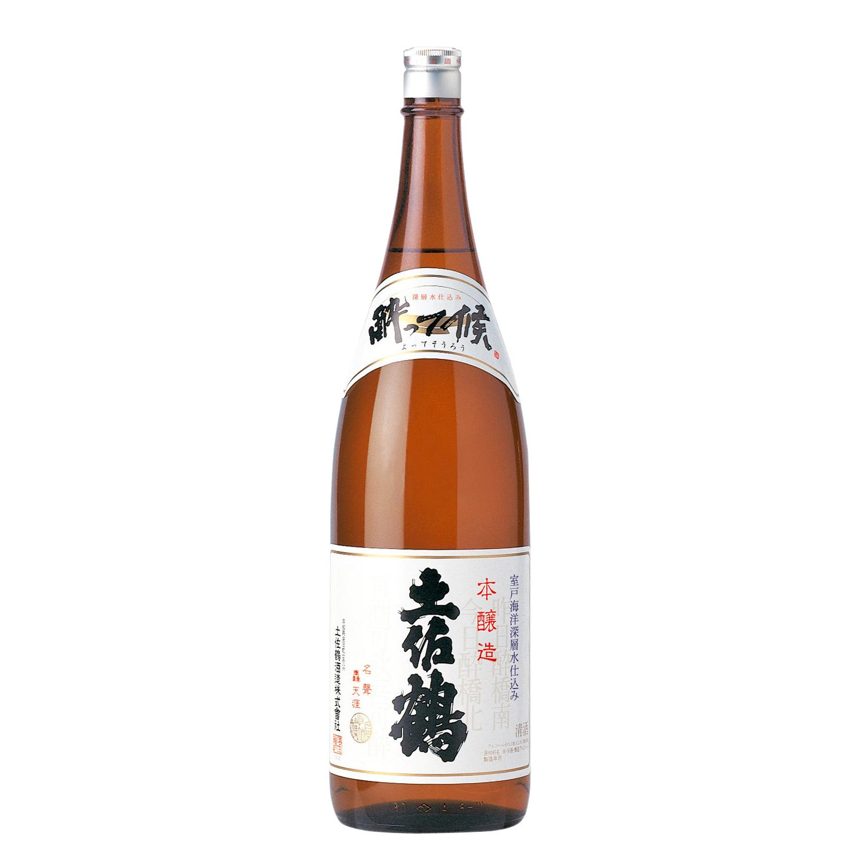 酔って候 本醸土佐鶴 1.8L