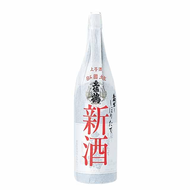 しぼりたて新酒 1.8L