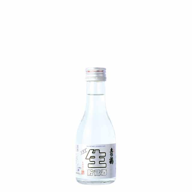 本格辛口<生貯蔵酒> ドライ 180ml