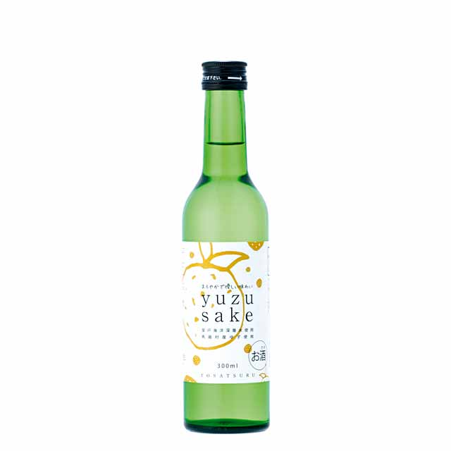 yuzu sake <ゆず酒> 300ml